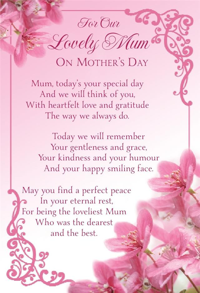 Quotes For Mothers Funeral Quotesgram