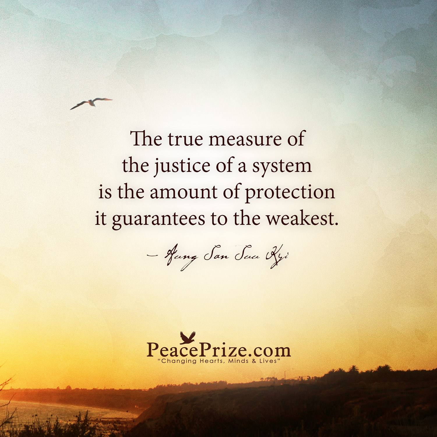 Quotes About Protecting The Weak Quotesgram