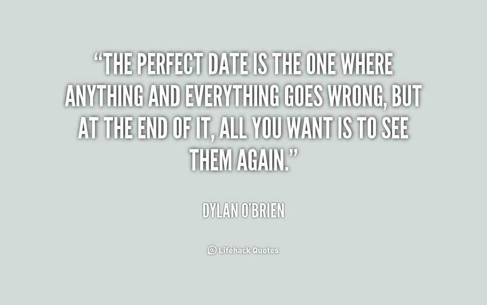 Date quotes