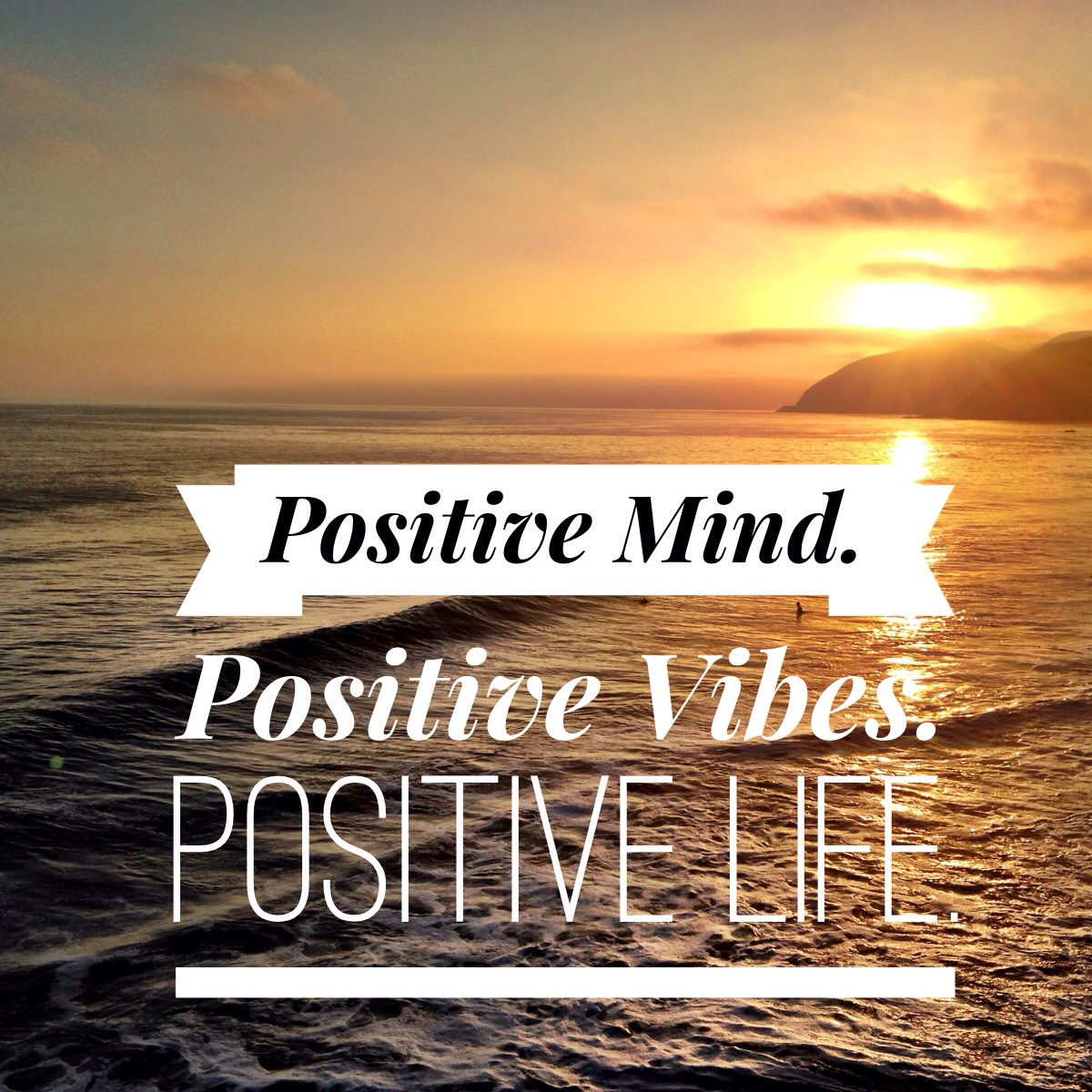 Positive Mind Positive Life Quotes. QuotesGram