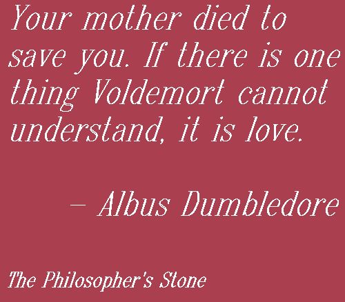 Harry Potter Quotes Tumblr: Quotes From Harry Potter Books. QuotesGram