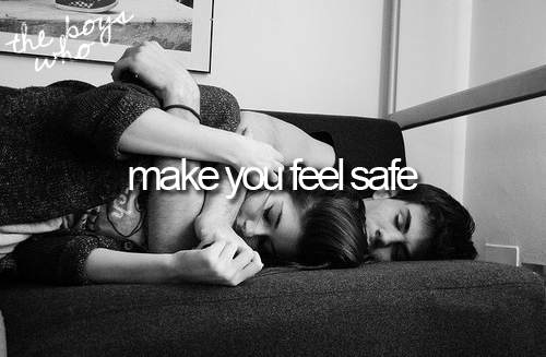 You Make Me Feel So Special Quotes: I Feel Safe With You Quotes. QuotesGram