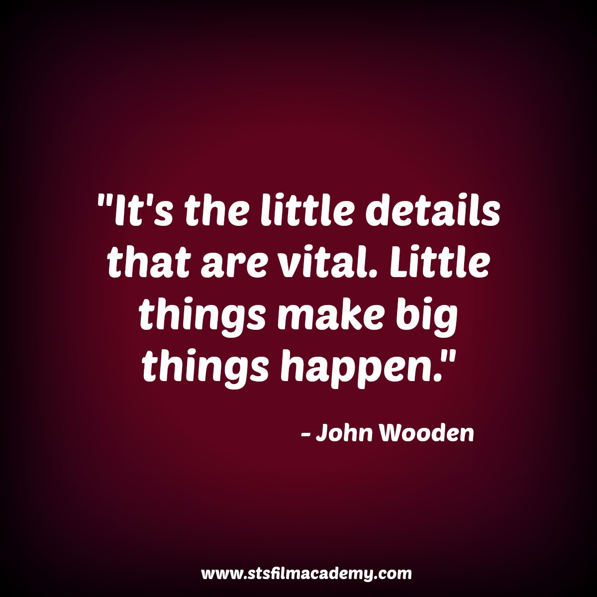 Inspirational Quotes From John Wooden. QuotesGram