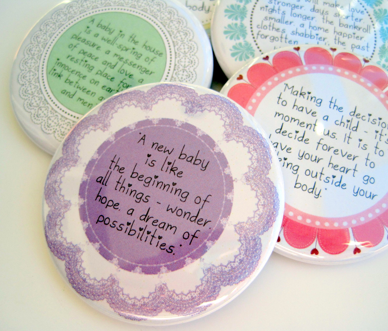 Sayings For Baby Shower: Quotes For Baby Shower Favors. QuotesGram
