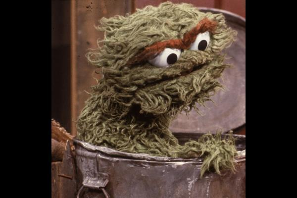 Oscar the grouch sayings