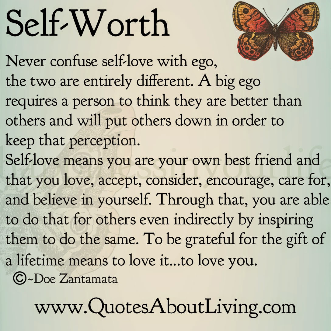 About self love worth quotes self and 75 Uplifting