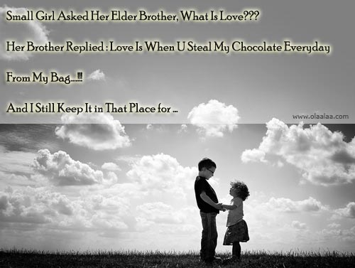 Love sister between brother about quotes and Brother and