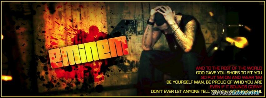 eminem quotes facebook timeline covers quotesgram