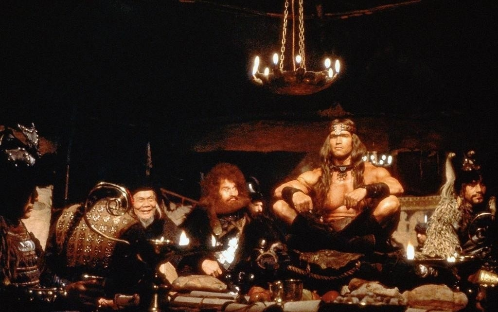 conan the barbarian quotes  quotesgram