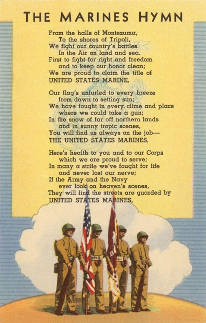 Marine Crucible Quotes. QuotesGram