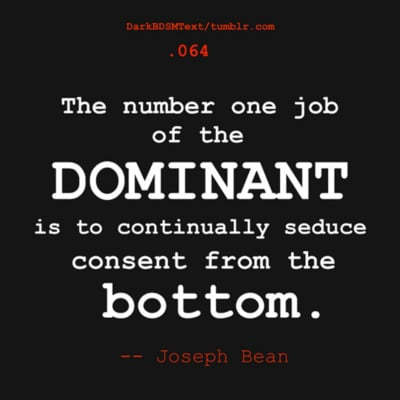 Quotes About Dominance...