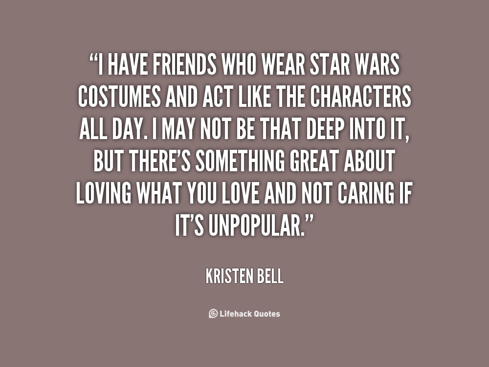 Star Wars Friendship Quotes. QuotesGram