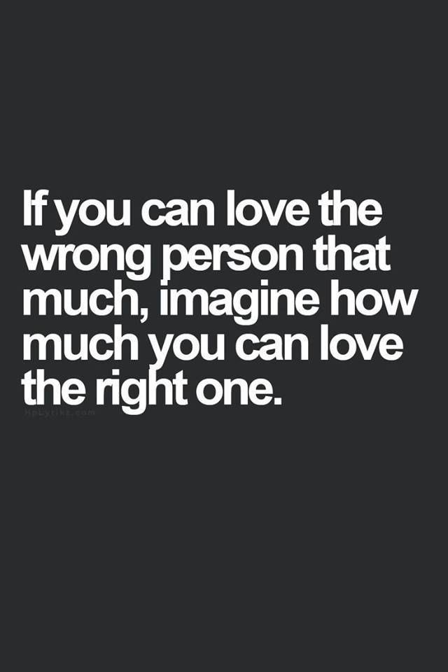 Loving The Wrong Person Quotes. QuotesGram