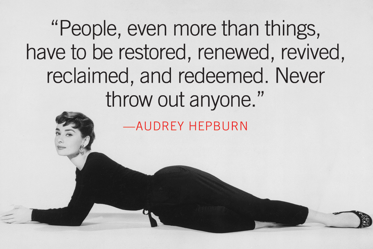 Audrey Hepburn Quotes About Love. QuotesGram