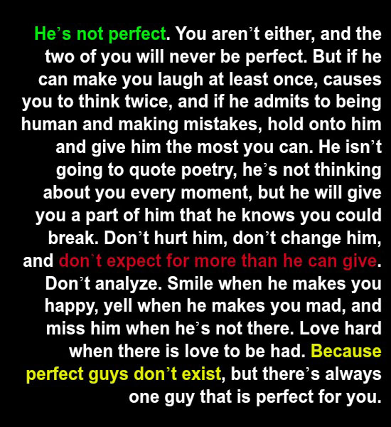 Love Finds You Quote: He S Not Perfect Bob Marley Quotes About Love. QuotesGram