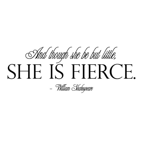 fierce people quotes  quotesgram