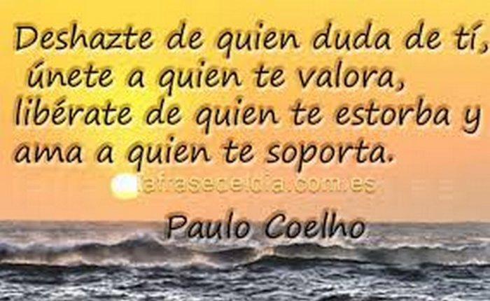 Frases De Paulo Coelho: Paulo Coelho Quotes En Espanol Para Compartir En Facebook