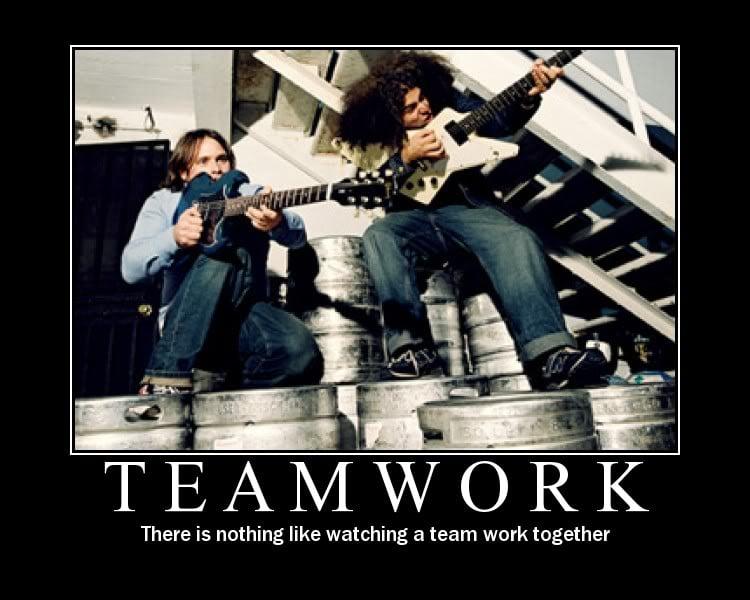 Amazing Teamwork Quotes. QuotesGram