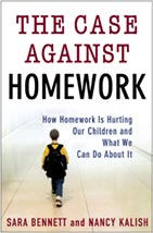 Facts why homework should be banned