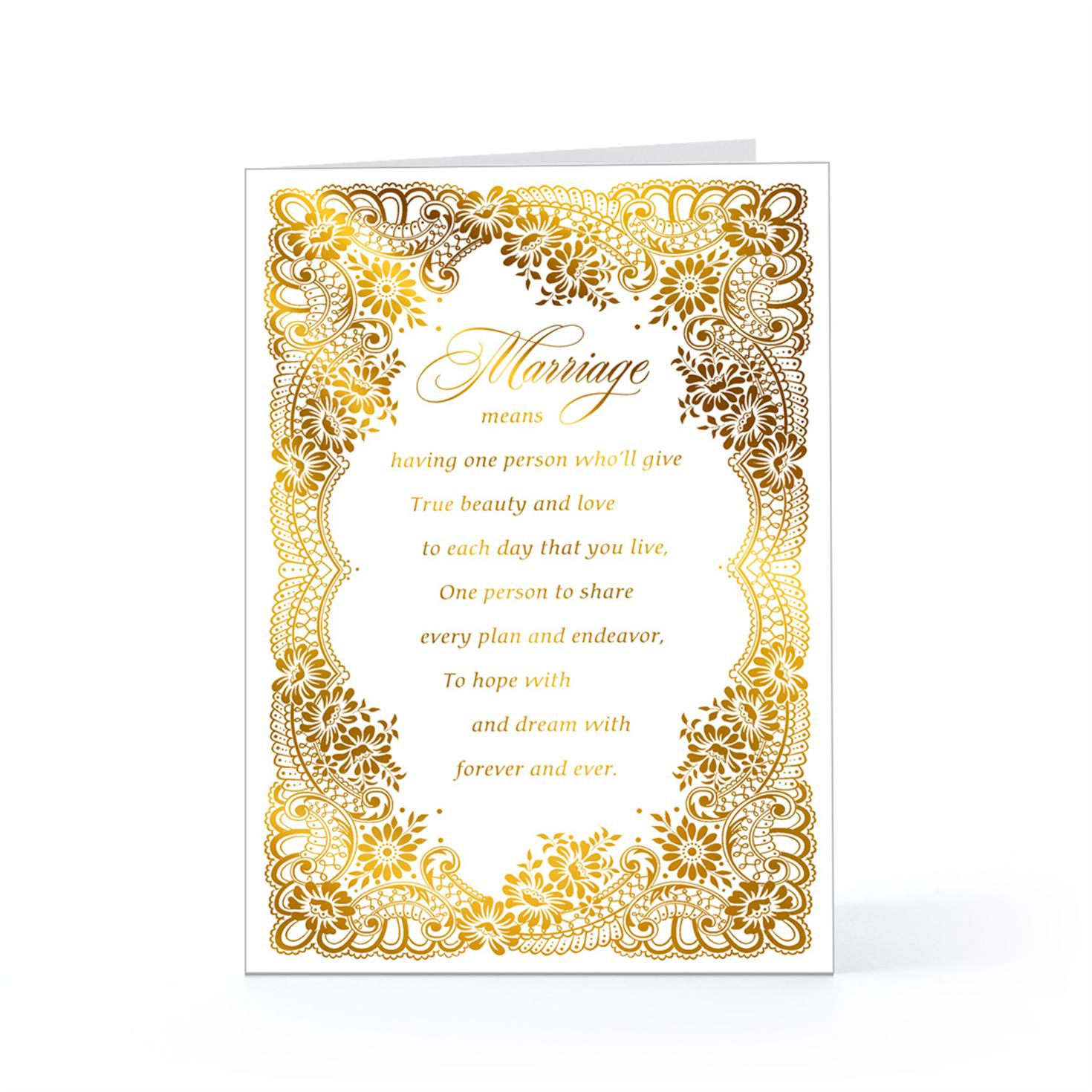 Wedding Quotes And Greeting Cards Quotesgram