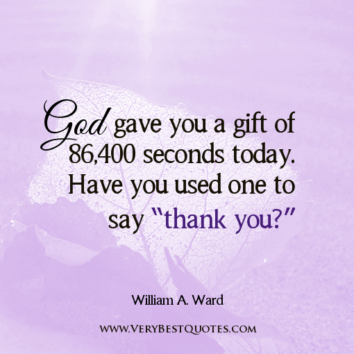 Quotes To Say Thanks: Thank You God Quotes. QuotesGram