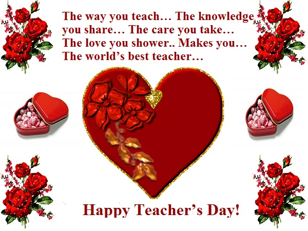 teachers day wishes quotes quotesgram