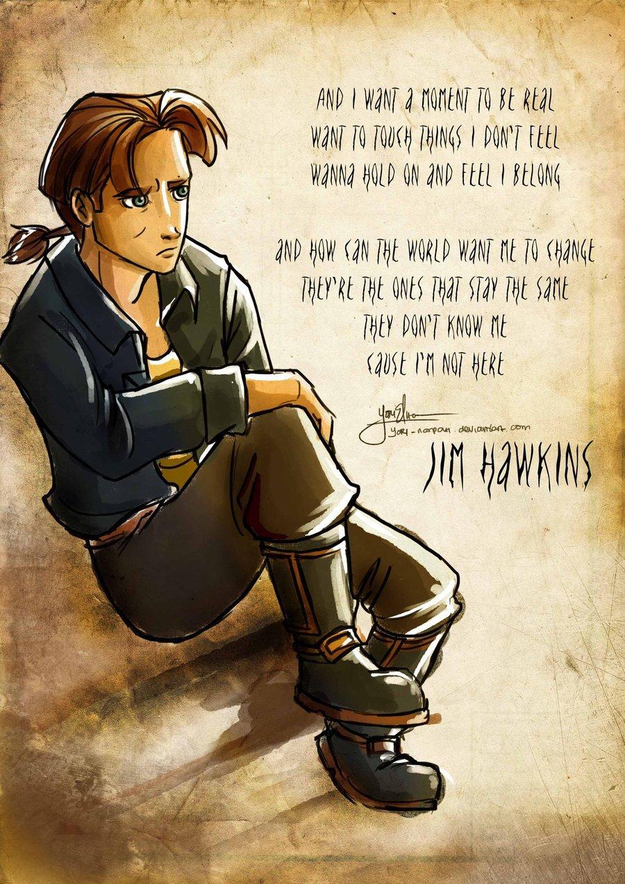 Jim Treasure Island Quotes