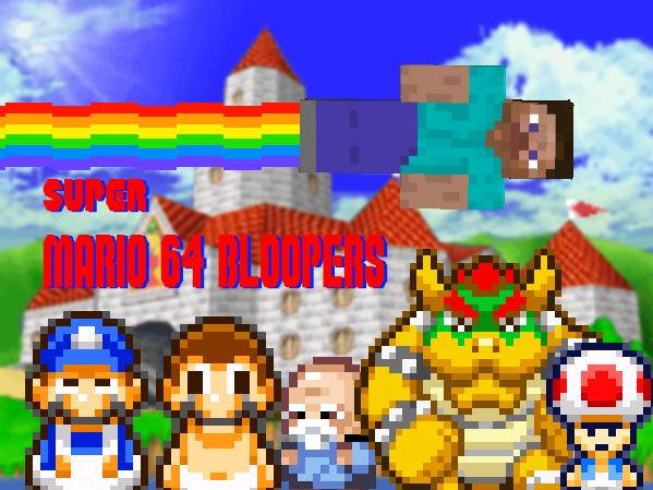 Super Mario 64 Bloopers Series 2 Charcathers Roblox Super Mario 64 Quotes Quotesgram