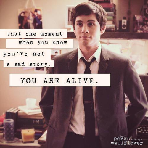 Perks Of Being A Wallflower Patrick Quotes. QuotesGram