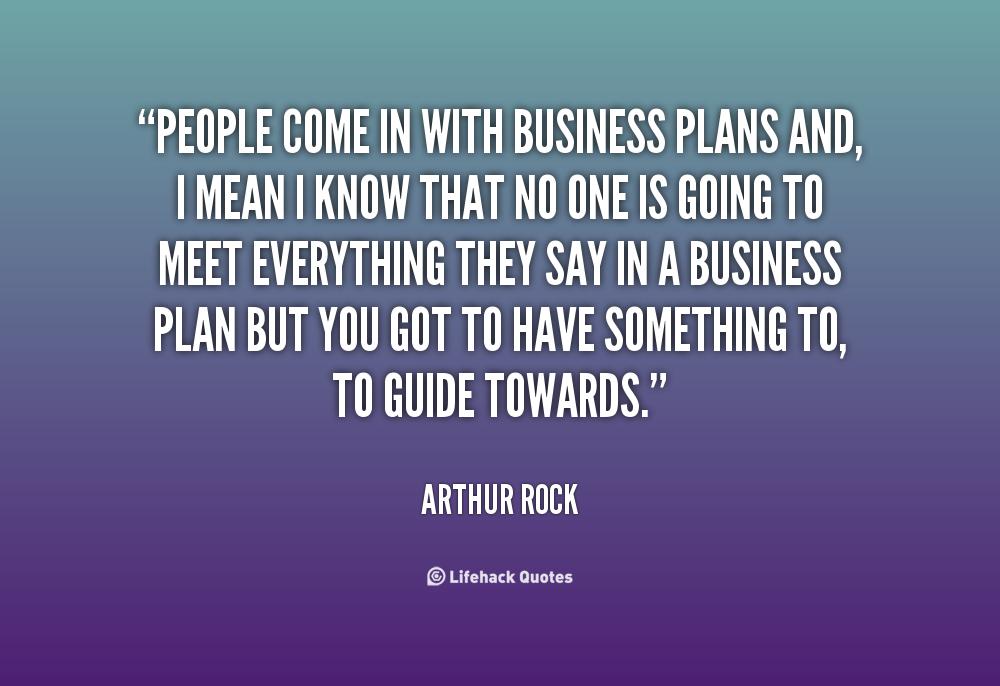 Plans Quotes