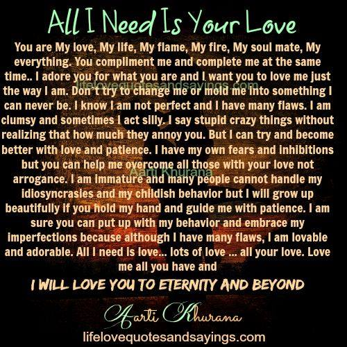 I Want Love Quotes: Help Quotes And Sayings. QuotesGram