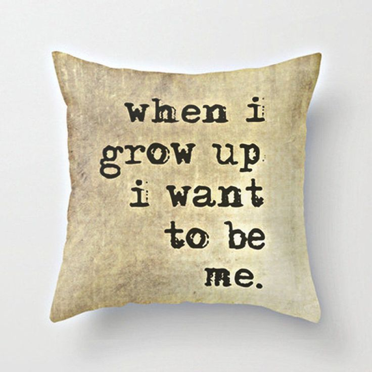 Throw Pillows With Sayings : Decorative Pillows With Quotes. QuotesGram