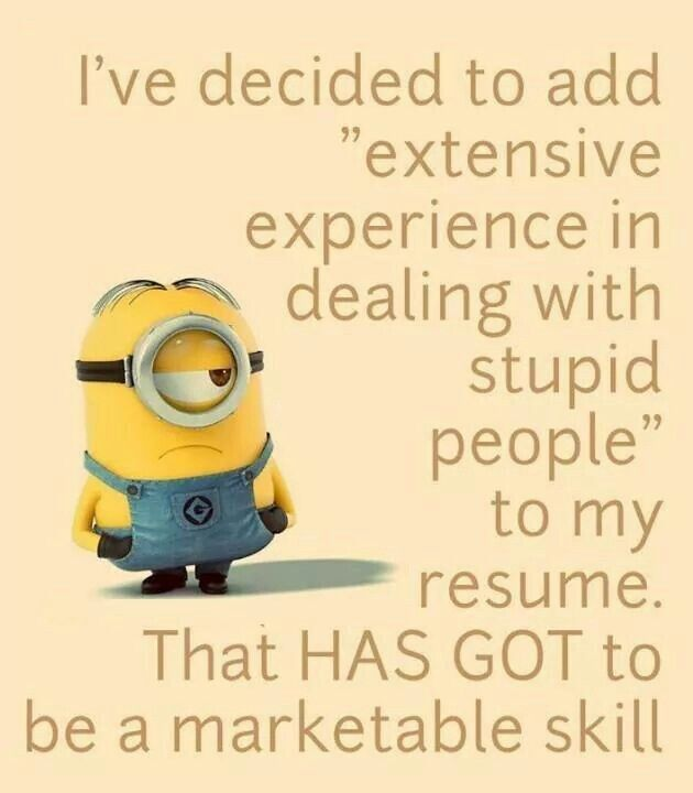 Funny Quotes About Resumes Quotesgram