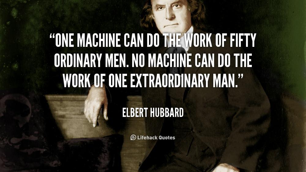 Machines Quotes  Quotesgram
