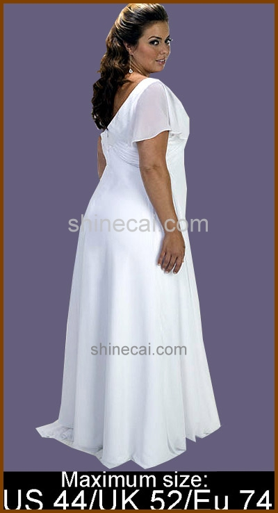 Non traditional plus size wedding dresses gown and dress for Non traditional wedding dresses plus size