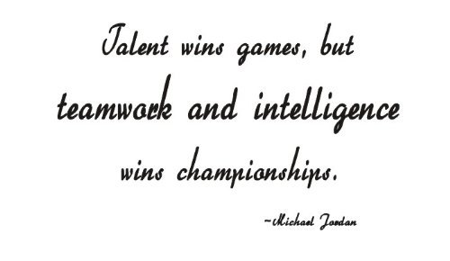 Motivational Quotes For Sports Teams: Sports Teamwork Quotes And Sayings. QuotesGram