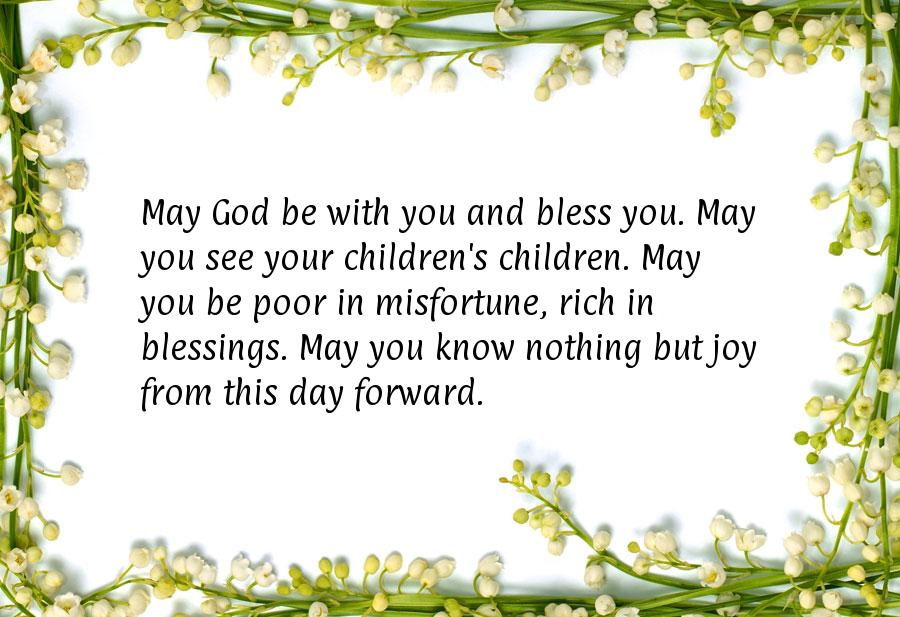 May God Bless You Quotes. QuotesGram