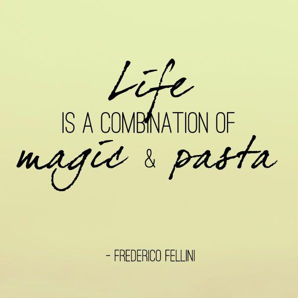 Pasta Lovers Quotes. QuotesGram