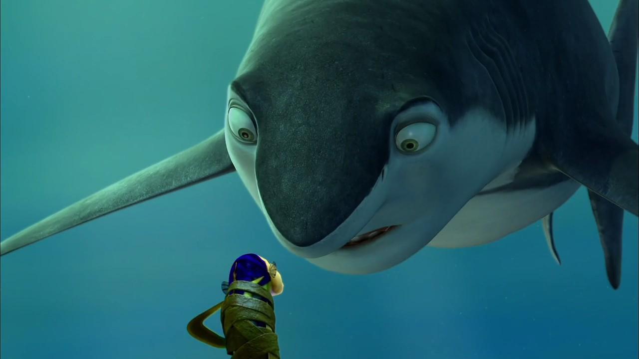Подводная братва акулы картинки