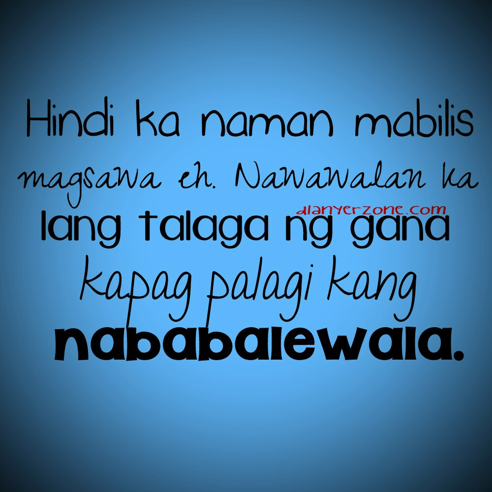 Tagalog Love Quotes Long Distance Relationship: Twitter Tagalog Love Quotes. QuotesGram