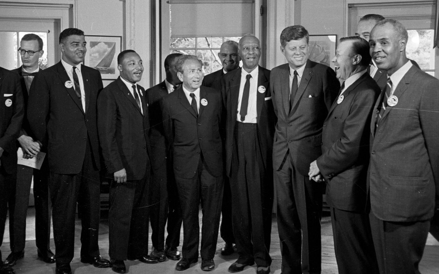 discuss jfk and the civil rights Fifty years later, kennedy biographers and old colleagues reflect on his evolution on advocating for civil rights jfk: civil rights leader or bystander.
