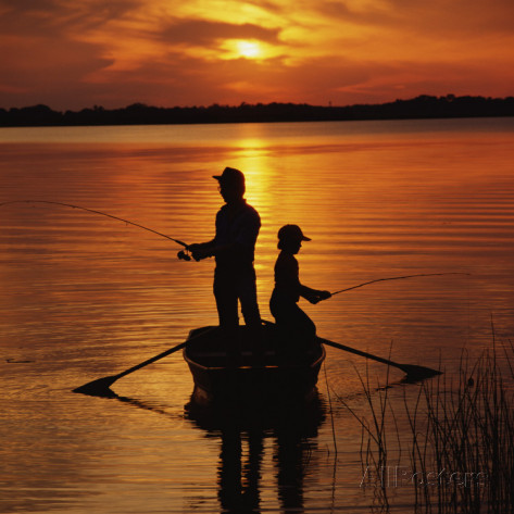 if your father is a fisherman Probably all of us have been fishing at least once in our lives i remember when we were young my uncle sonny took my brother and me fishing.