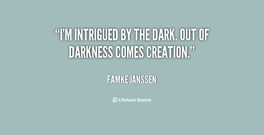 Dark Place Quotes. QuotesGram