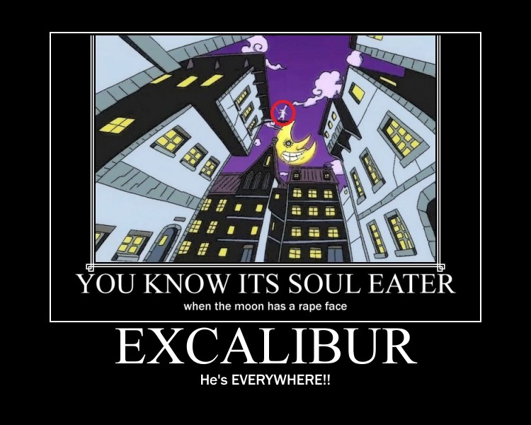 excalibur quote