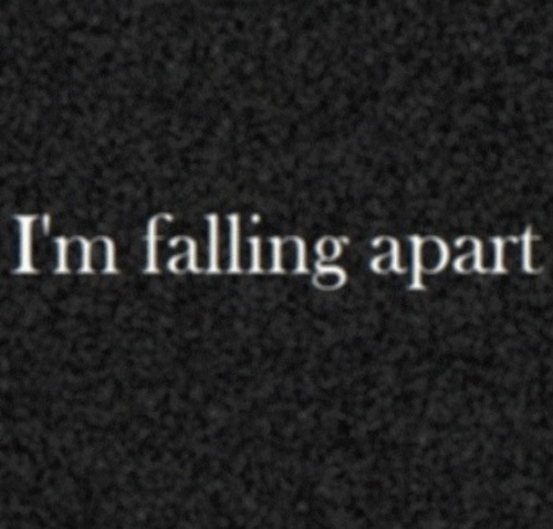 Falling Apart Inspirational Quotes: We Are Falling Apart Quotes. QuotesGram