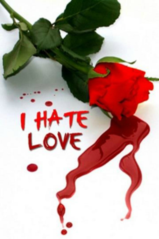 Love Wallpaper With Blood : Hate Love Quotes Wallpapers. QuotesGram