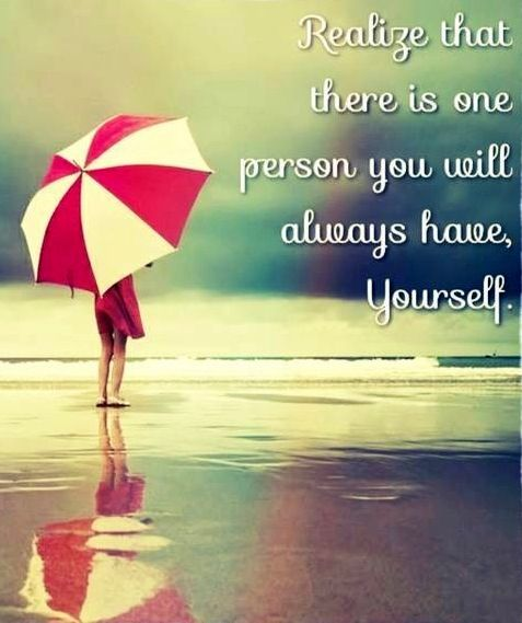 Best Cover Photos For Facebook Hd With Quotes: You Only Have Yourself In The End Quotes. QuotesGram