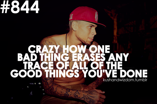 Chris Brown Quotes About Life: Mistake Quotes Chris Brown. QuotesGram