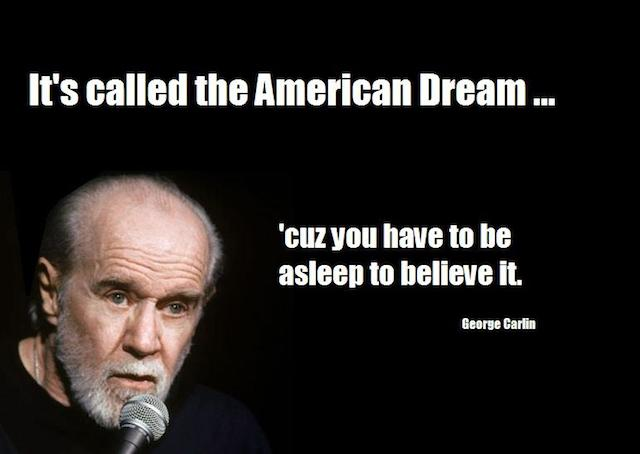 george carlin and dream car However, in the case of the late george carlin, even some of his most fervent   carlin recalled, i was eighteen and i had the advantage of having a car  so  there's the danny kaye dream, the dream of going to hollywood.