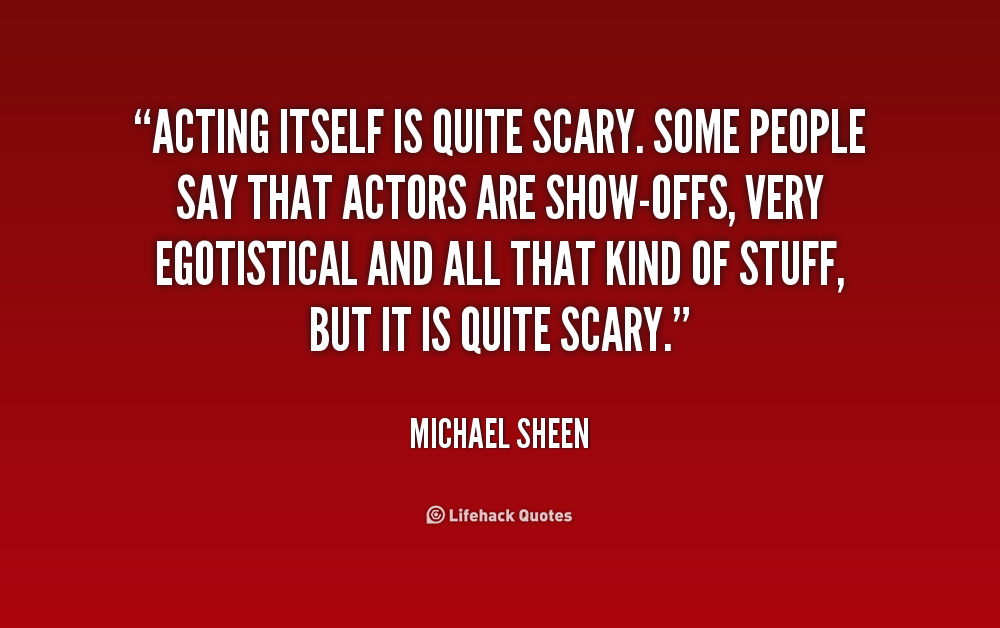 Quotes About Scary People. QuotesGram